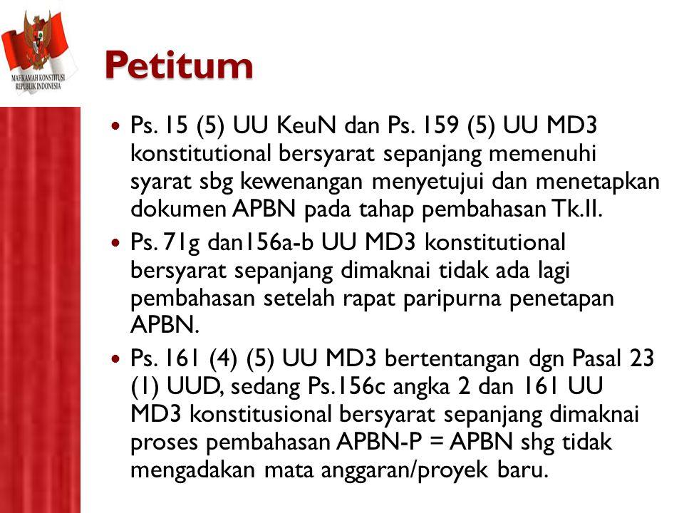 Petitum