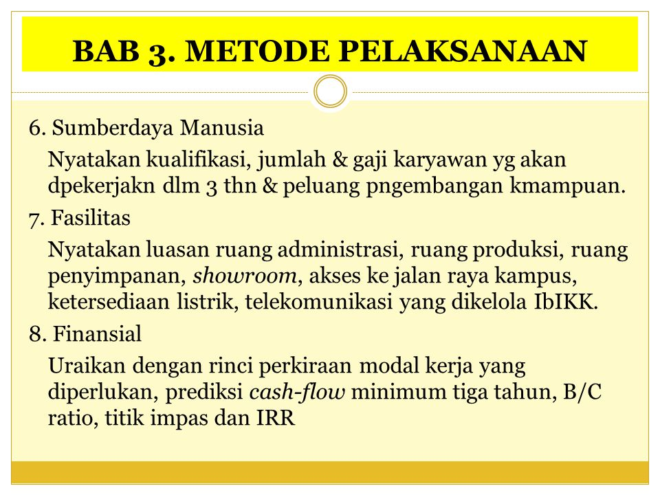 BAB 3. METODE PELAKSANAAN