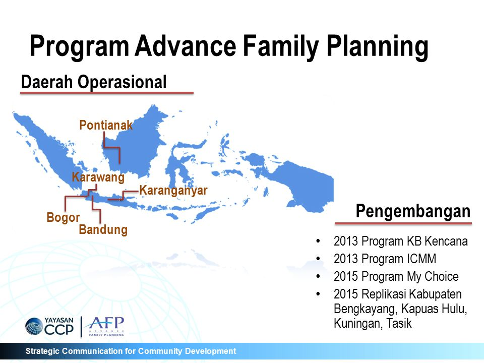 Program Advance Family Planning