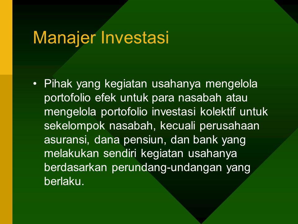 Manajer Investasi