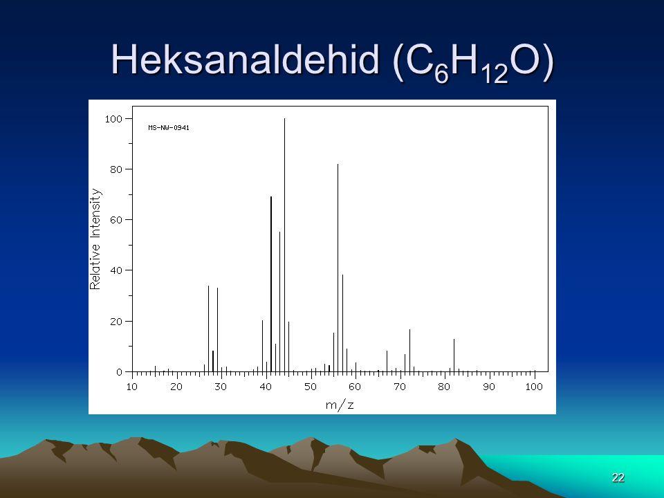 Heksanaldehid (C6H12O)