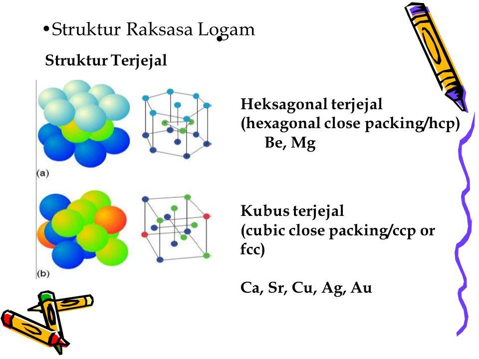 Struktur Raksasa Logam