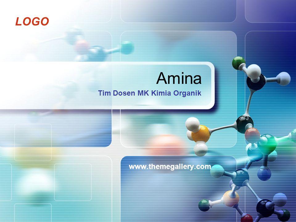 Amina Tim Dosen MK Kimia Organik www.themegallery.com
