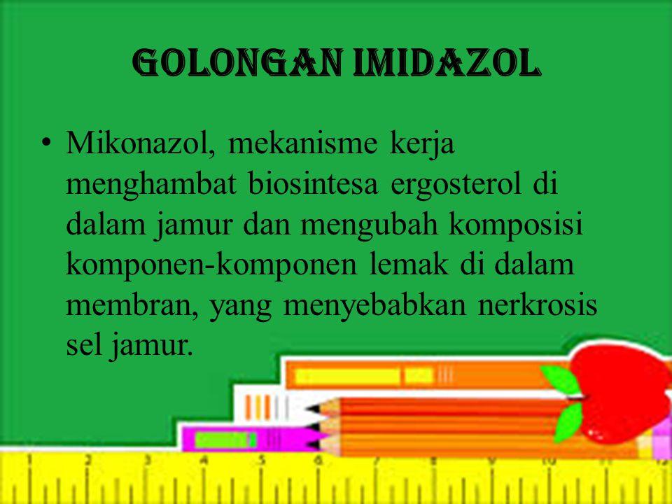 Golongan imidazol