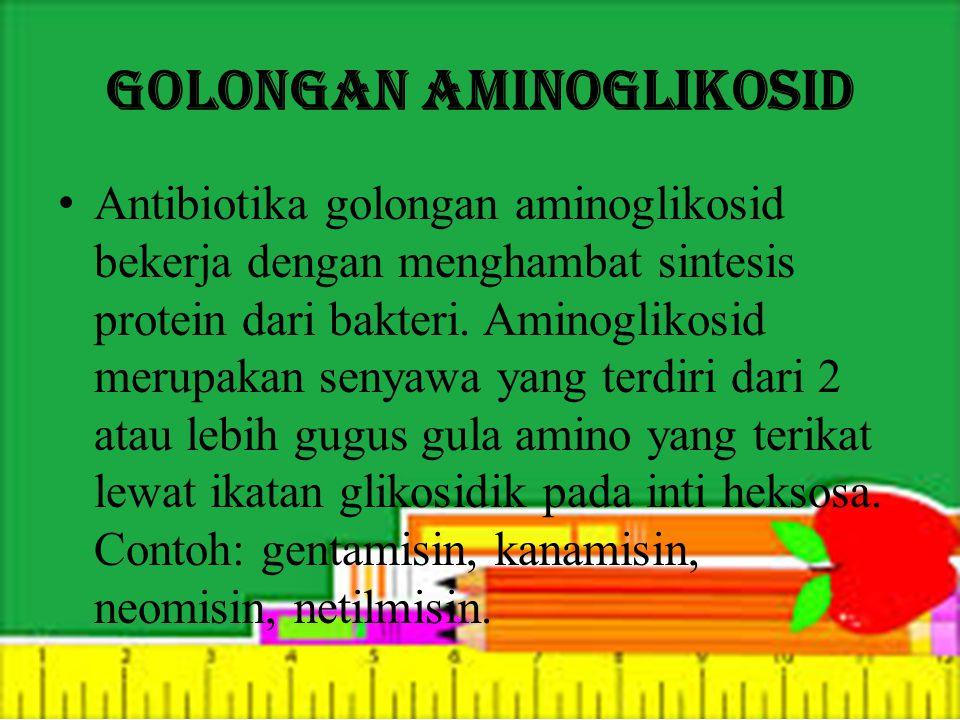 Golongan Aminoglikosid