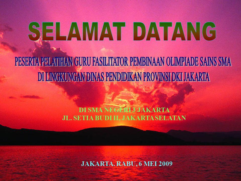 JL. SETIA BUDI II, JAKARTA SELATAN