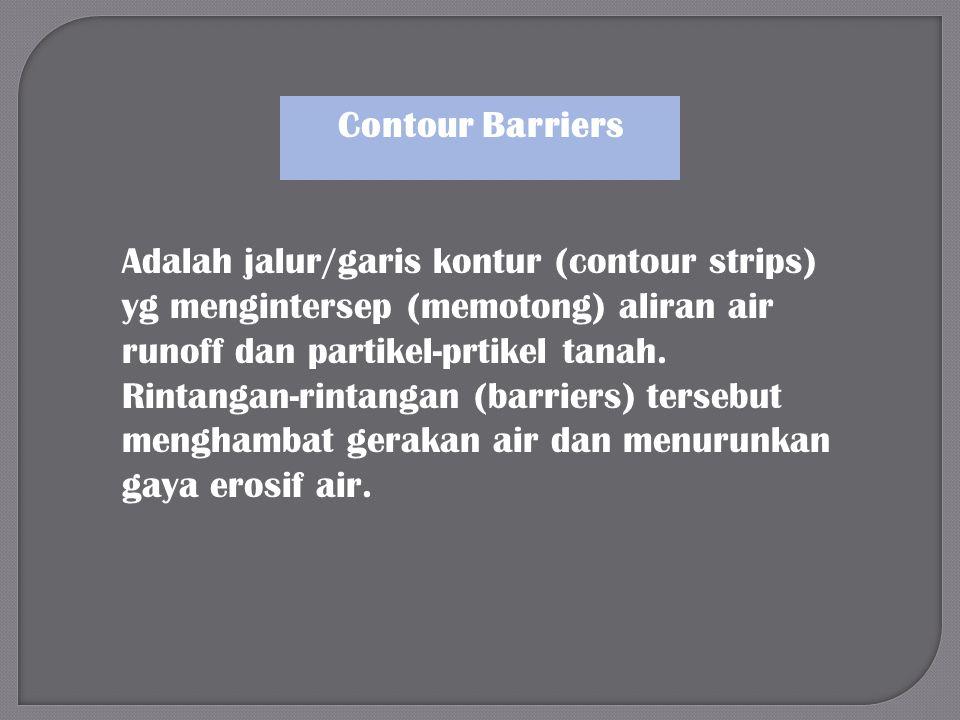 Contour Barriers