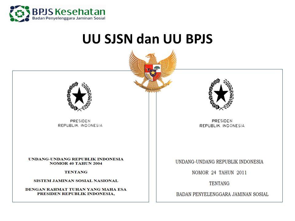 UU SJSN dan UU BPJS Pasal 60