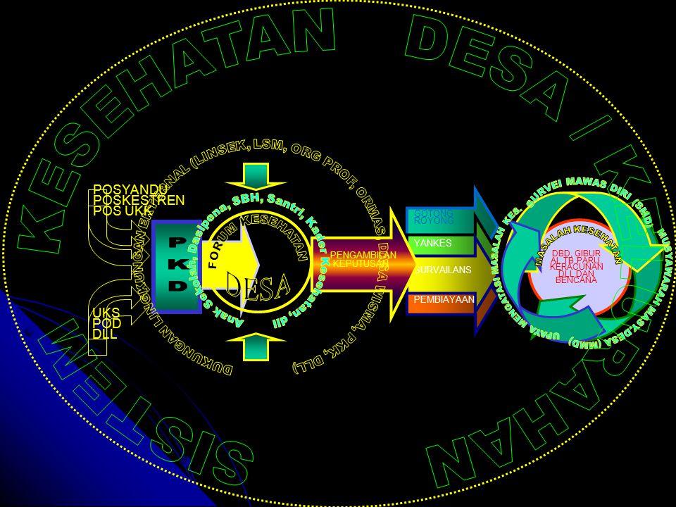 PKD DESA MUSYAWARAH MASY.DESA (MMD)