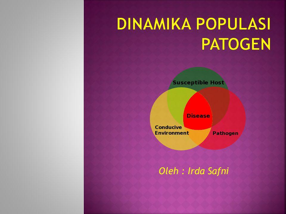 Dinamika Populasi Patogen