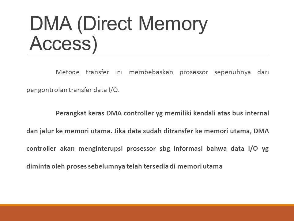 DMA (Direct Memory Access)