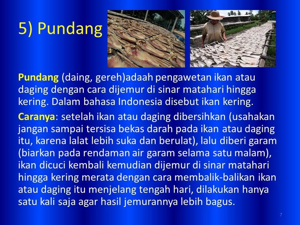 5) Pundang