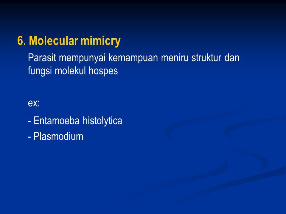 - Entamoeba histolytica