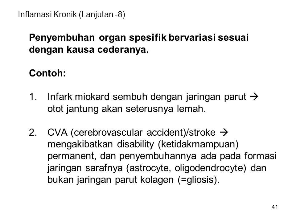 Inflamasi Kronik (Lanjutan -8)