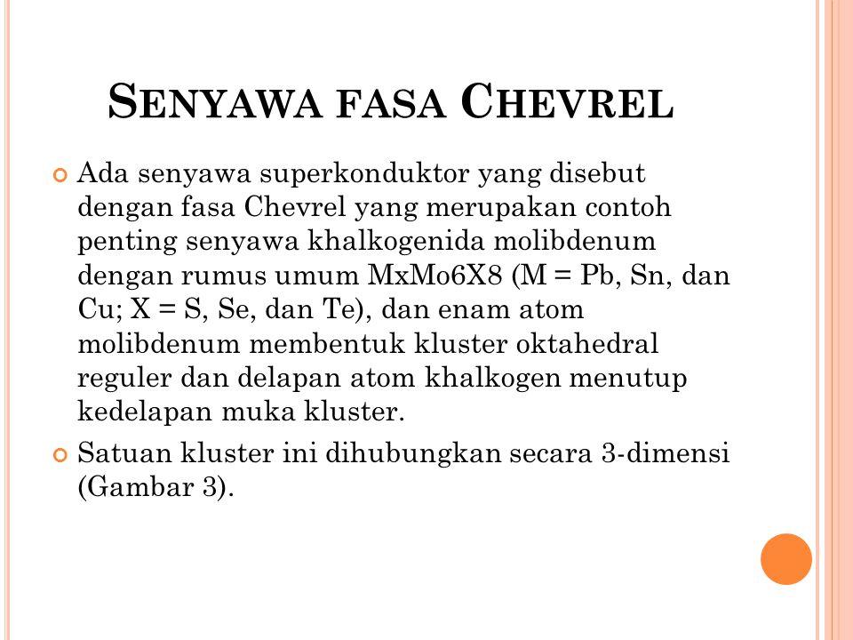 Senyawa fasa Chevrel