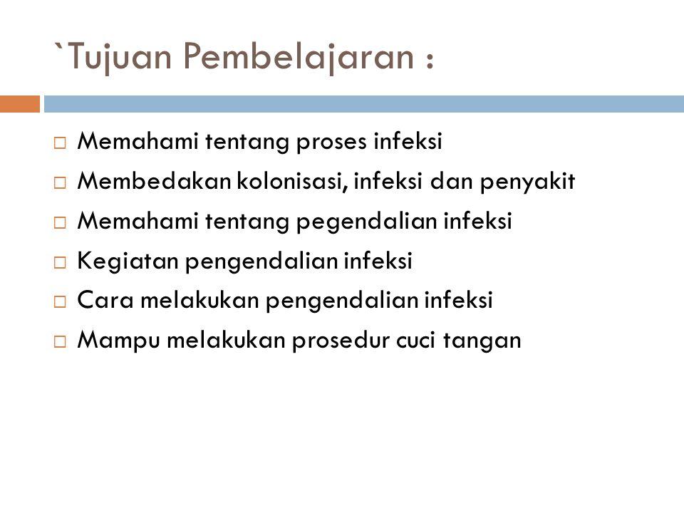 `Tujuan Pembelajaran :