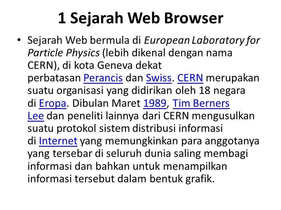 1 Sejarah Web Browser