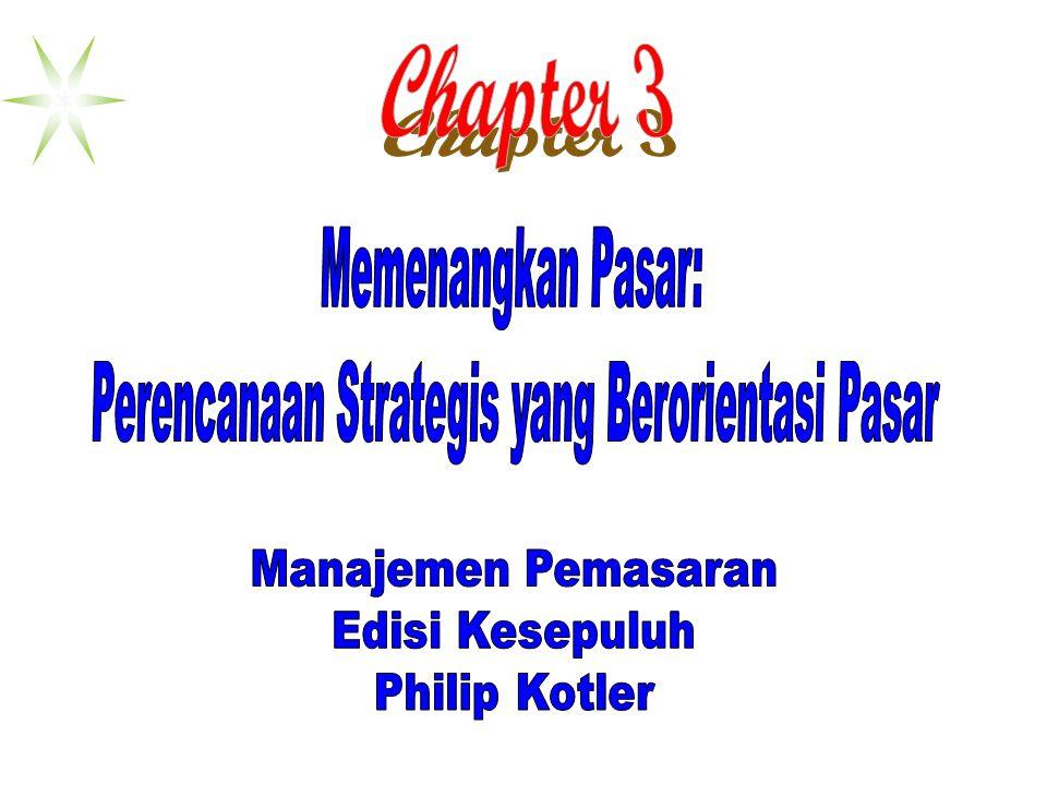 Perencanaan Strategis yang Berorientasi Pasar