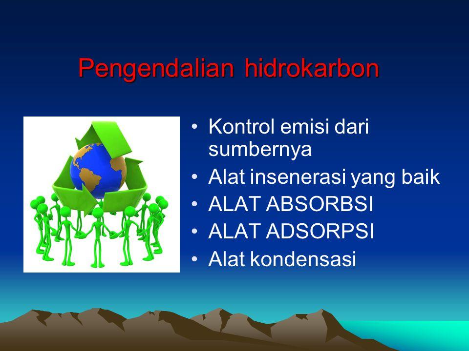 Pengendalian hidrokarbon