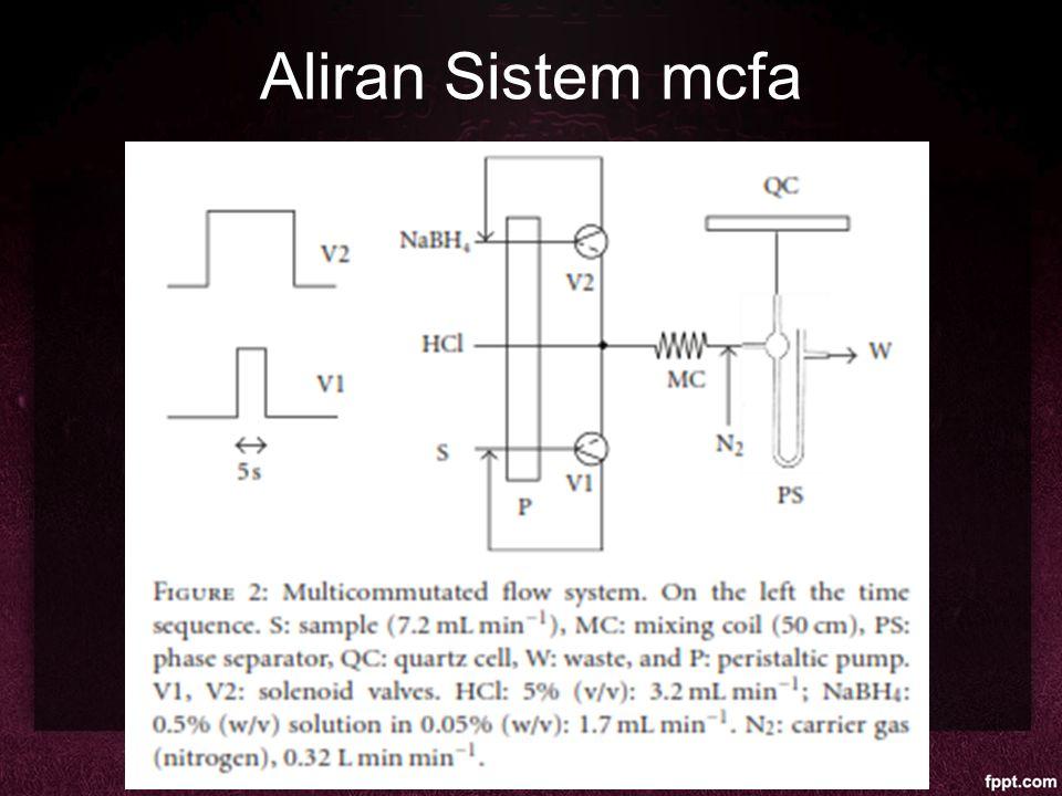Aliran Sistem mcfa