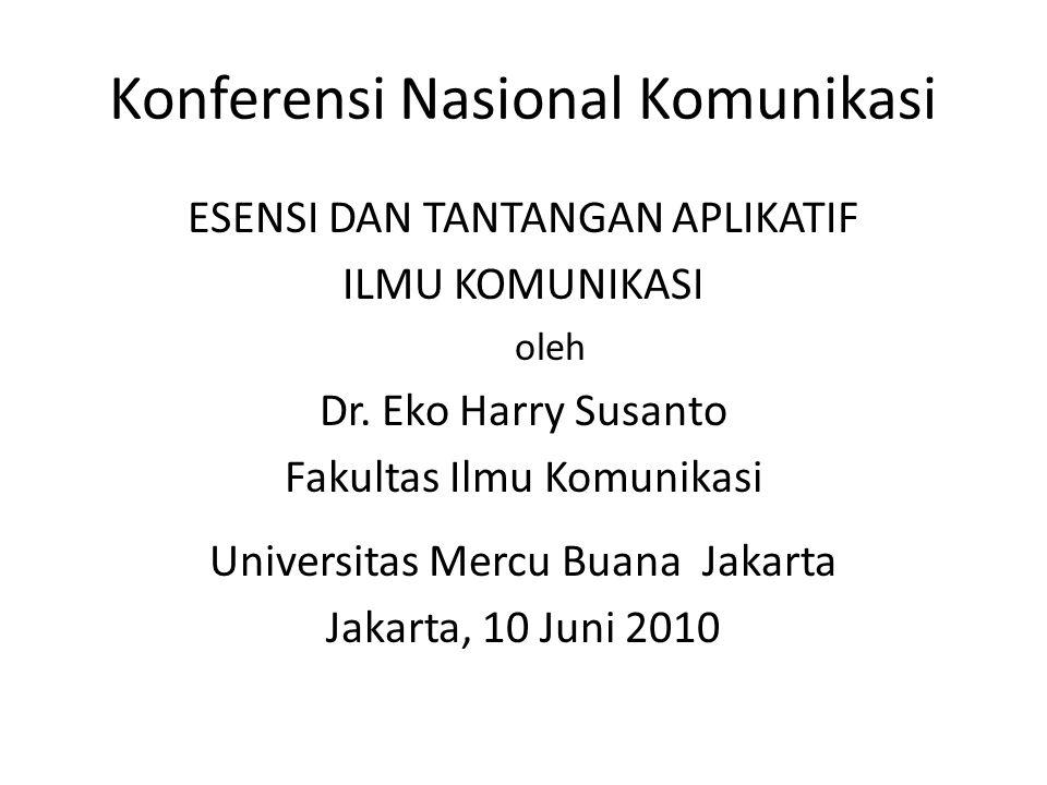 Konferensi Nasional Komunikasi