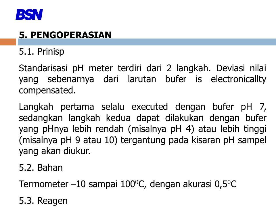 5. PENGOPERASIAN 5.1. Prinisp.