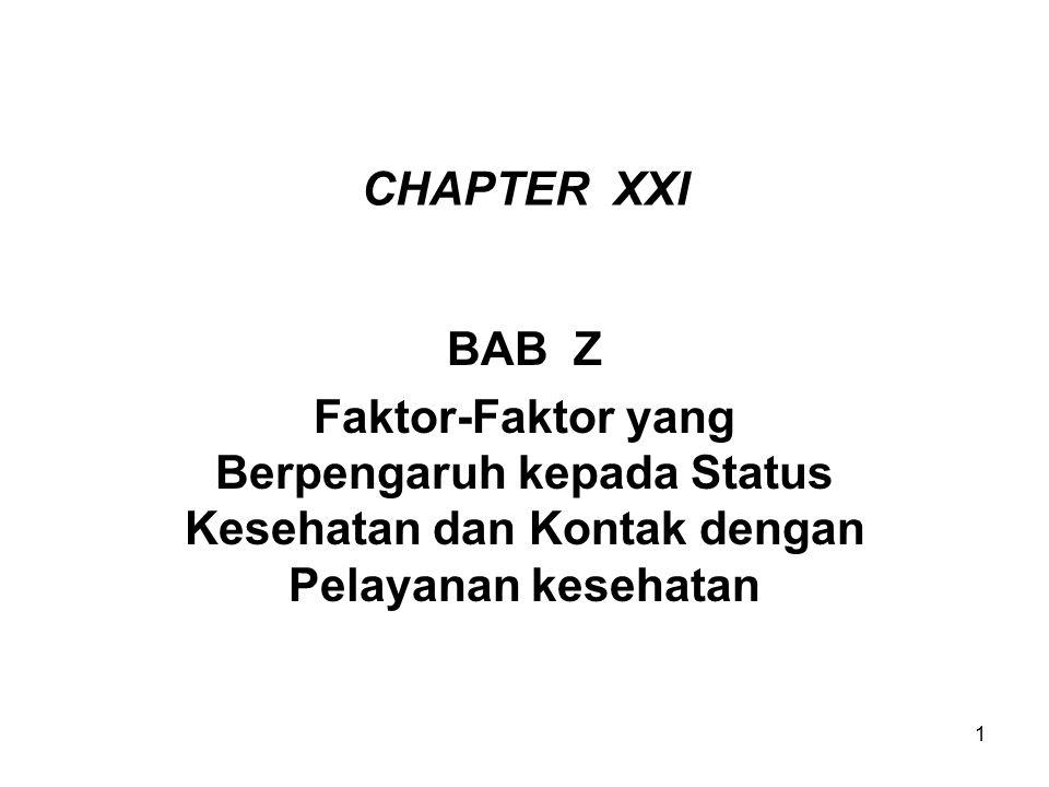 CHAPTER XXI BAB Z.