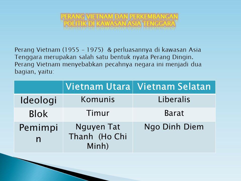 Vietnam Utara Vietnam Selatan