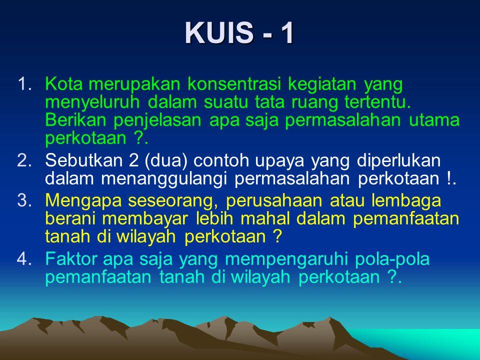 KUIS - 1