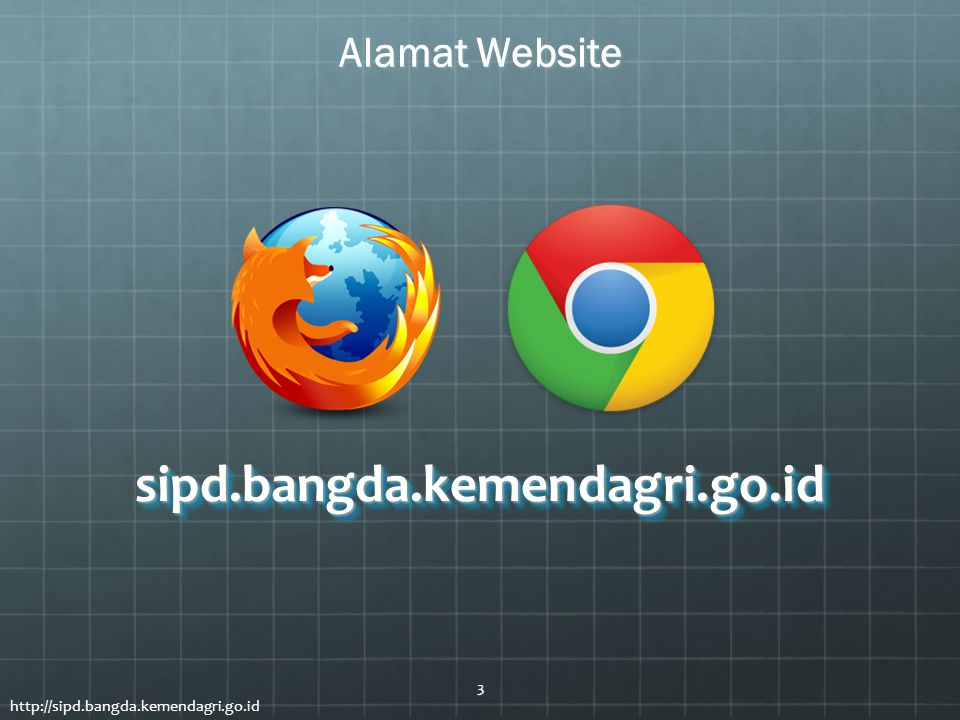 sipd.bangda.kemendagri.go.id Alamat Website