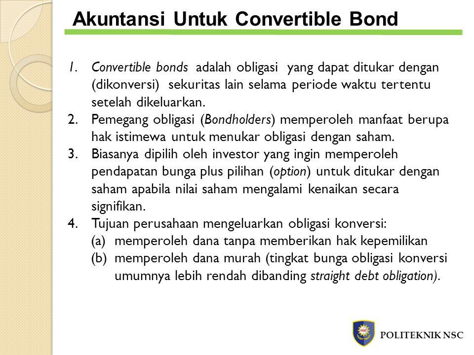 Akuntansi Untuk Convertible Bond