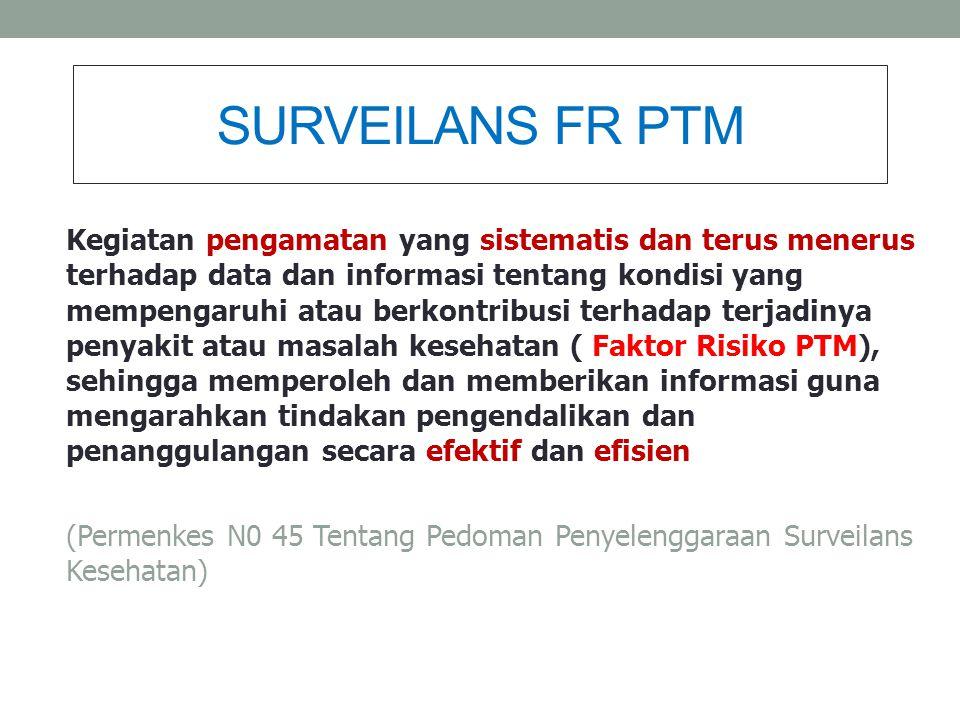 SURVEILANS FR PTM