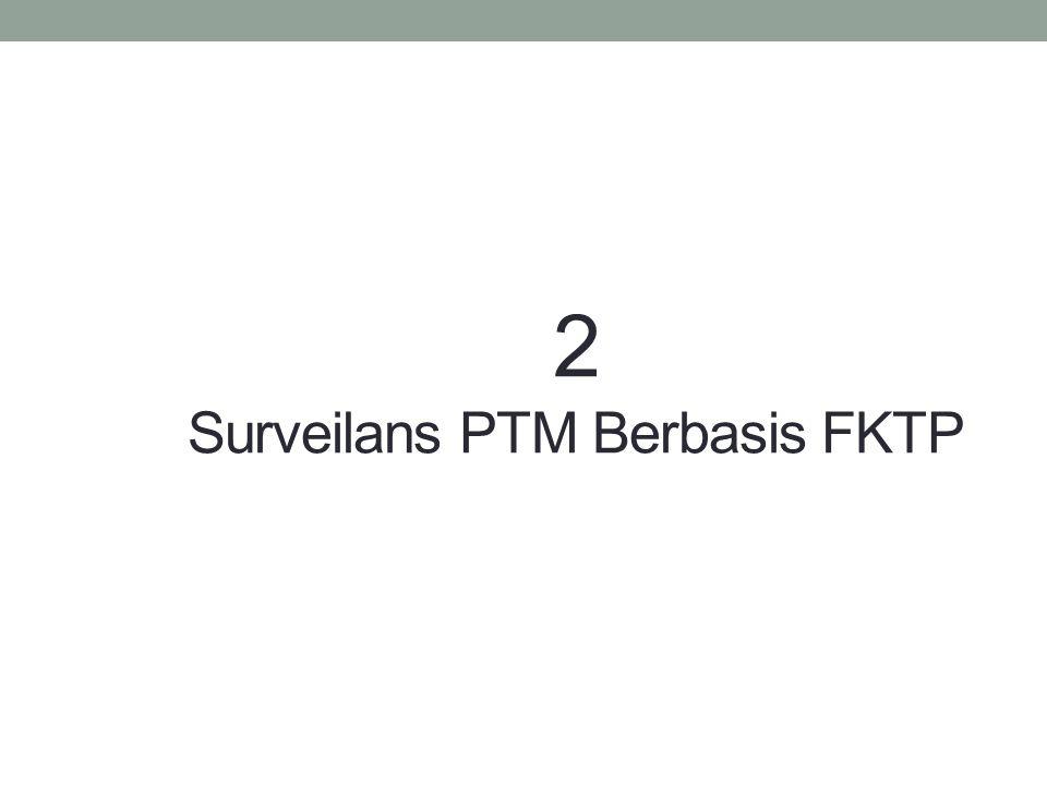 2 Surveilans PTM Berbasis FKTP