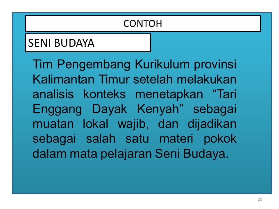 CONTOH SENI BUDAYA.