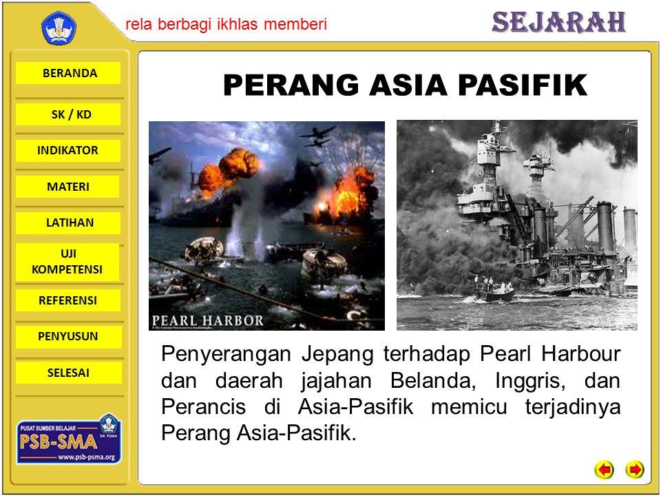 PERANG ASIA PASIFIK
