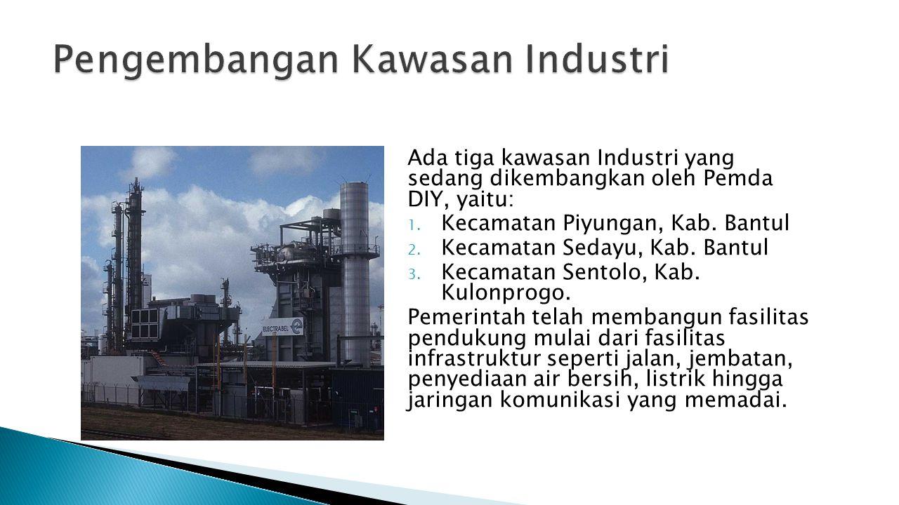 Pengembangan Kawasan Industri