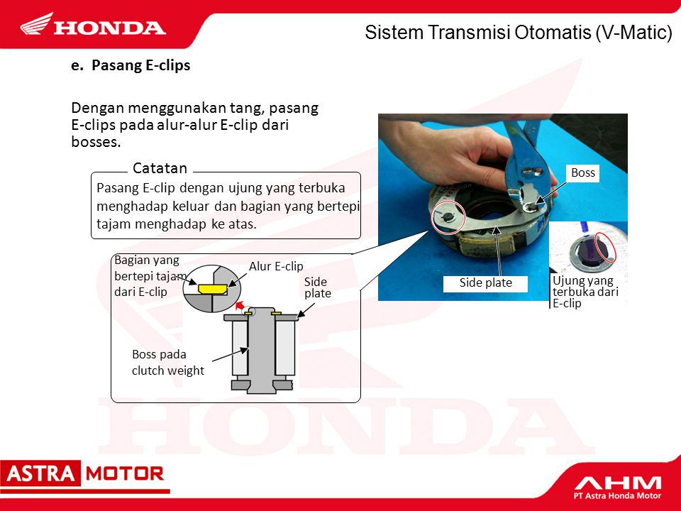 Sistem Transmisi Otomatis (V-Matic)