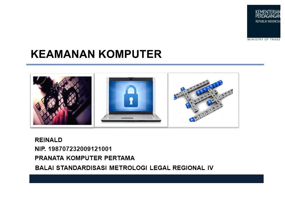 Balai Standardisasi Metrologi Legal Regional IV