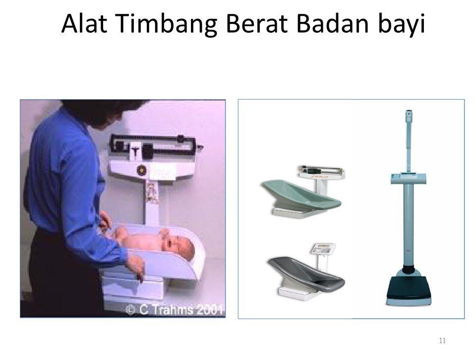 Alat Timbang Berat Badan bayi