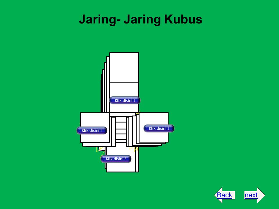 Jaring- Jaring Kubus Back next Klik disini ! Klik disini !