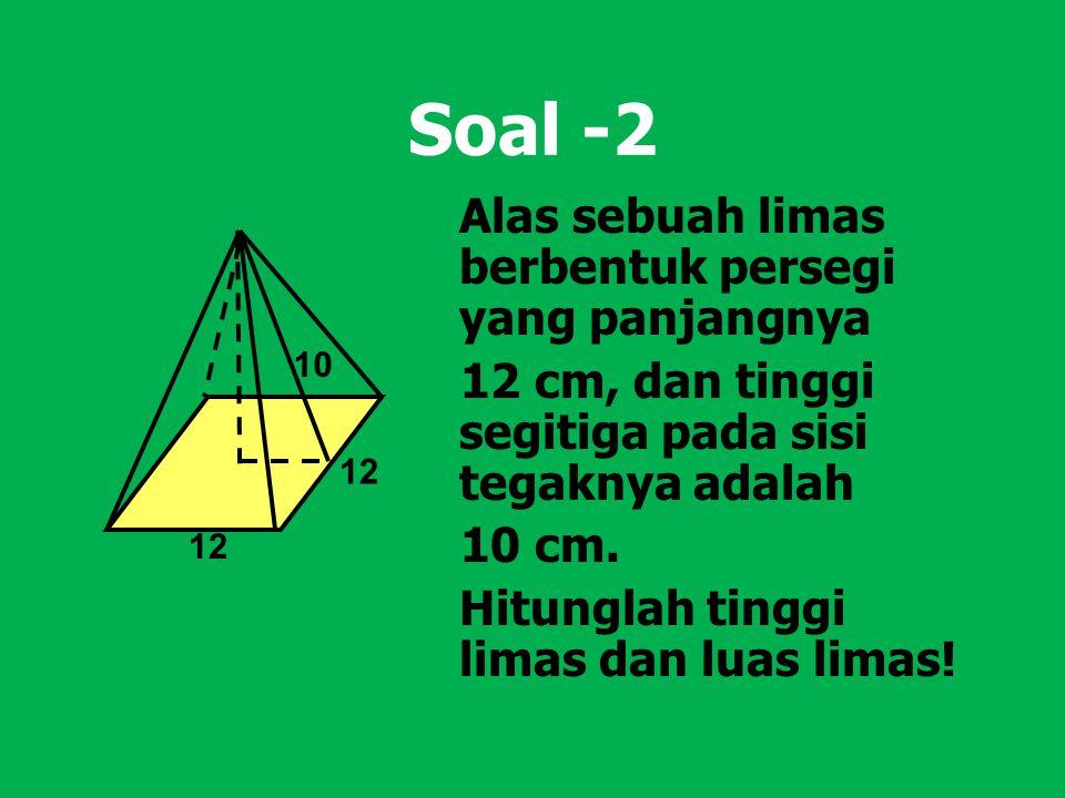 Soal -2