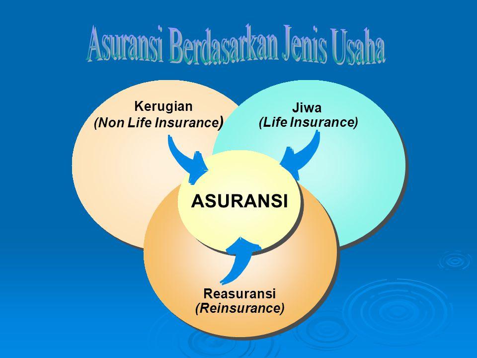 Asuransi Berdasarkan Jenis Usaha