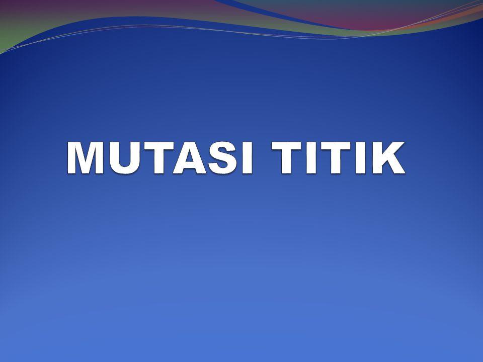 MUTASI TITIK