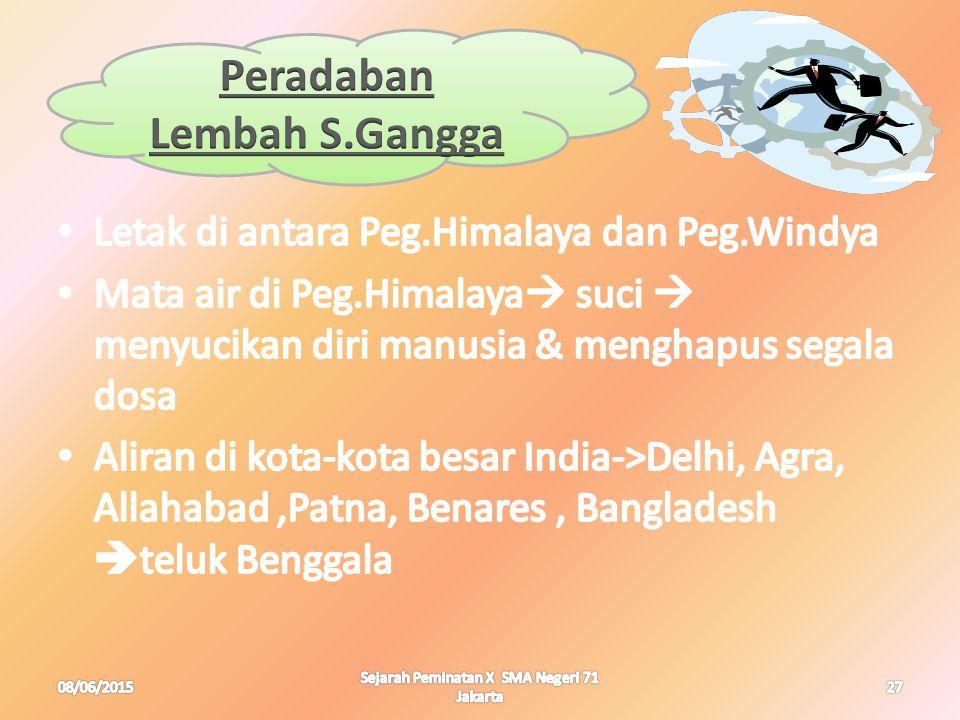 Peradaban Lembah S.Gangga