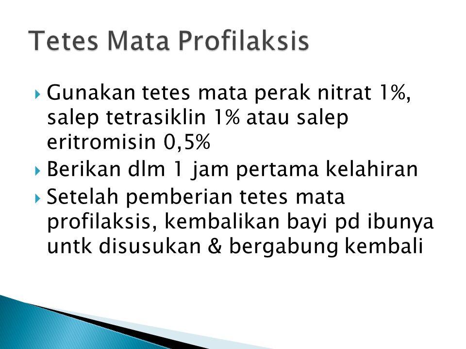 Tetes Mata Profilaksis