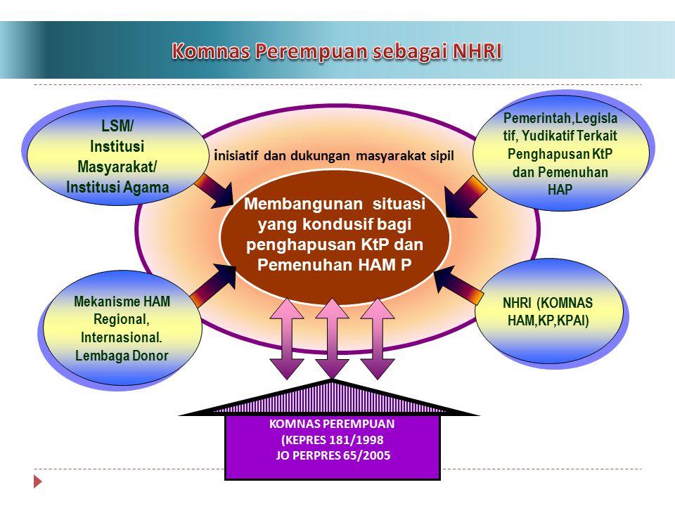 Komnas Perempuan sebagai NHRI