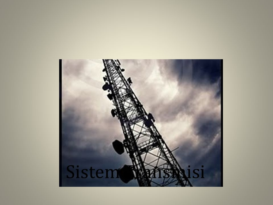 Marger Teknologi Sistem Transmisi