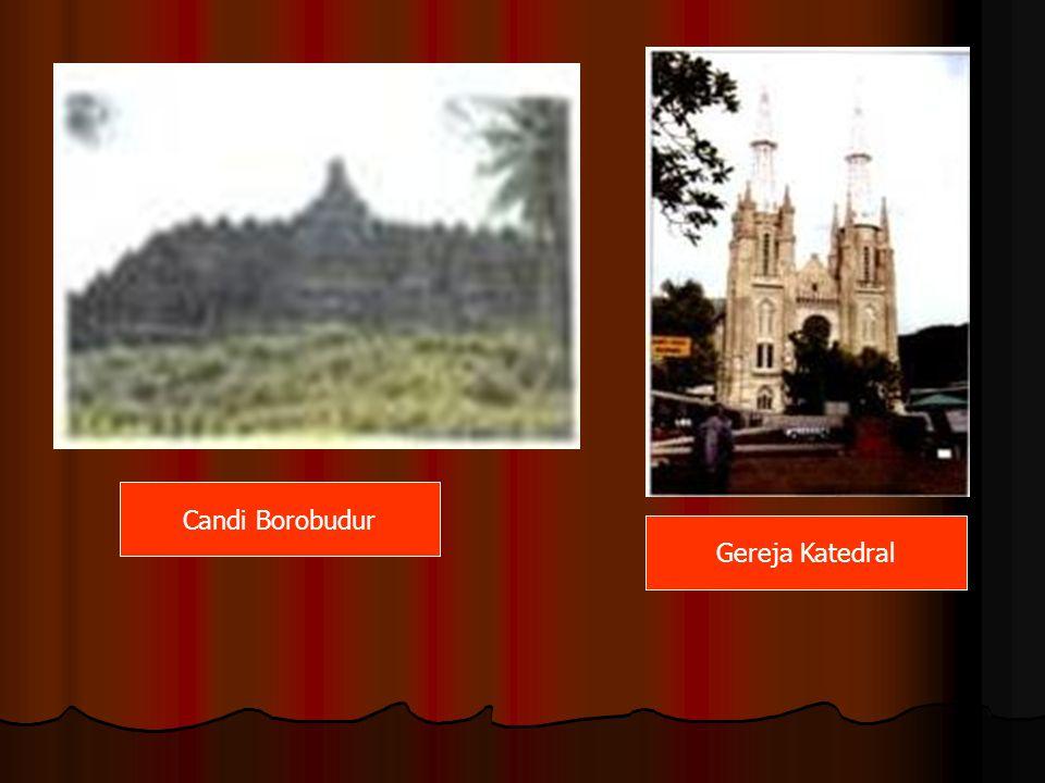 Candi Borobudur Gereja Katedral