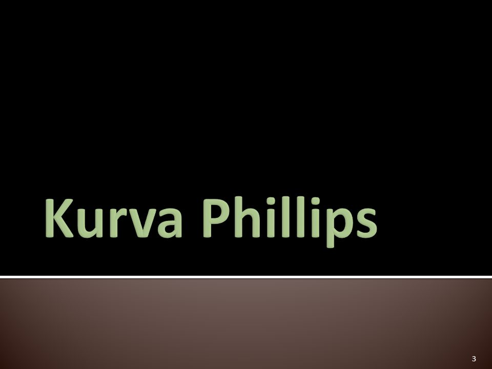 Kurva Phillips