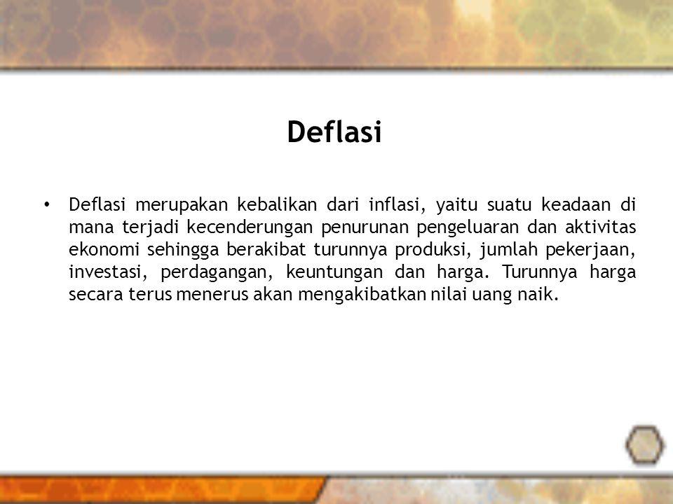 Deflasi